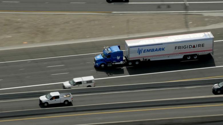 Разрабатываемая Embark система относится к системам второго уровня