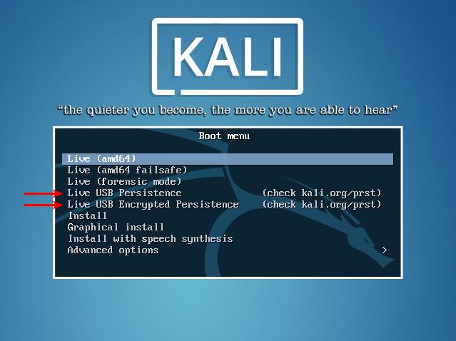 Kali Linux: настройка и сборка ISO-образов - 2