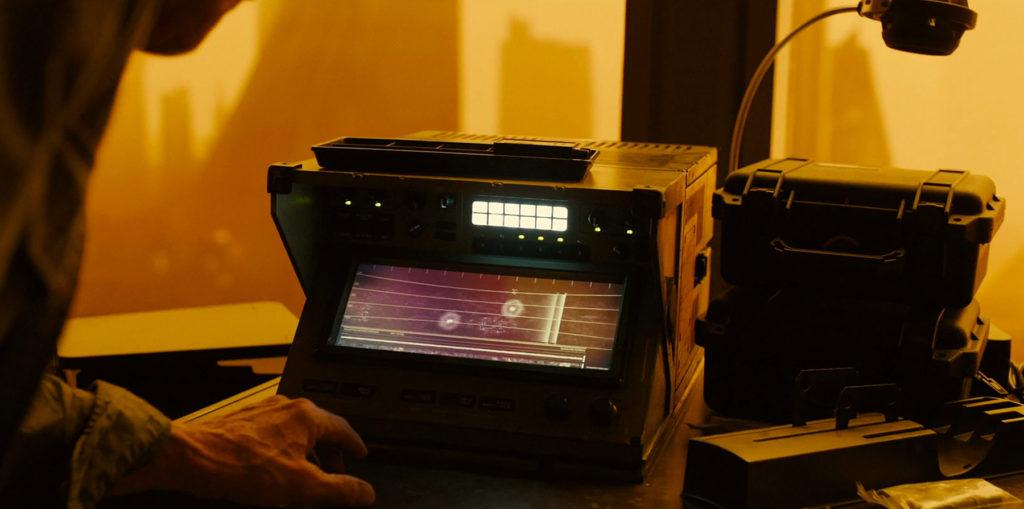 "Designing the technology of ""Blade Runner 2049"""