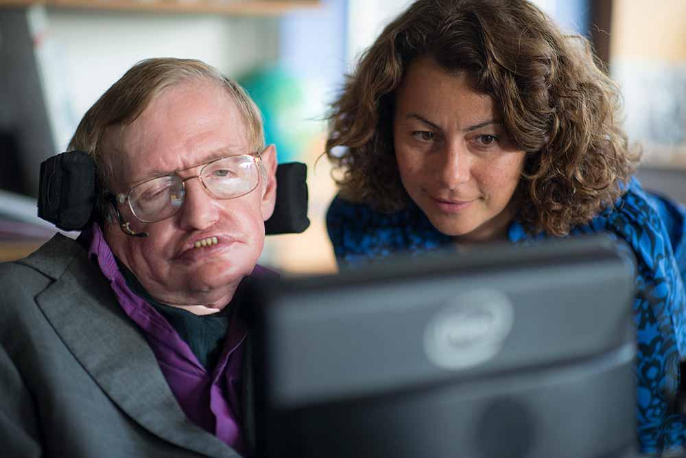 Как Intel и ThinkPad подарили голос знаменитому ученому Стивену Хокингу - 3
