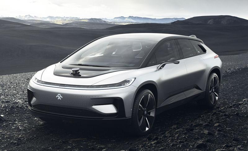 Лидеры уходят из Faraday Future, компания может не выпустить ни одного электромобиля