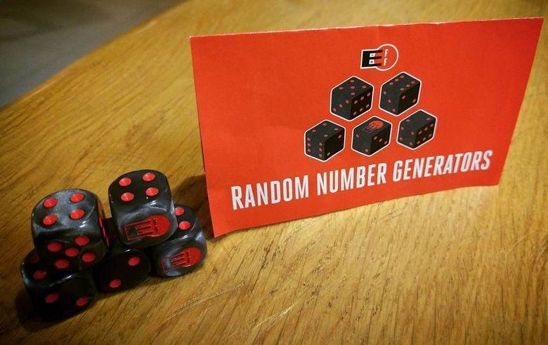 Поиск генераторов истинных случайных чисел - 2