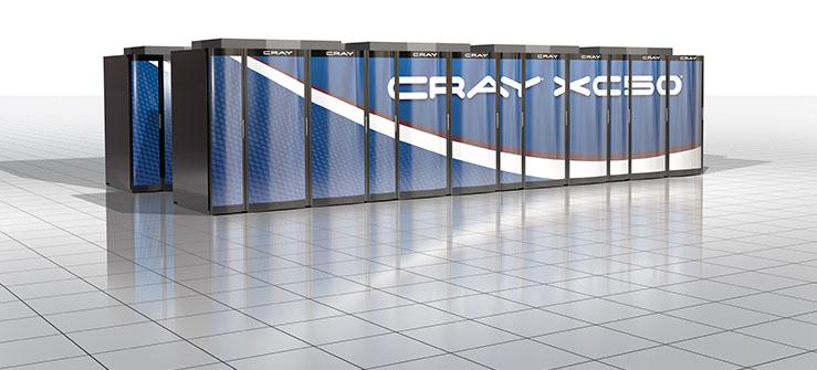 В состав суперкомпьютера Cray XC50 можно будет включить blade-серверы на архитектуре ARM