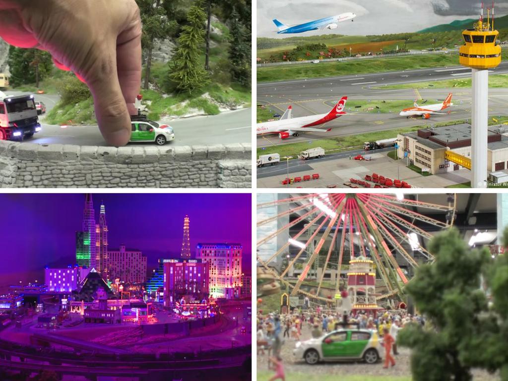 Google Street View в миниатюре: как мини-технологии работают в мини-мире - 4