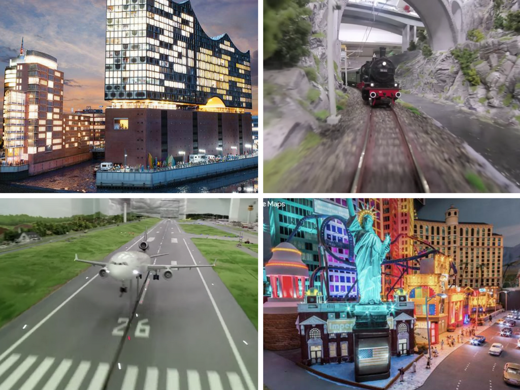 Google Street View в миниатюре: как мини-технологии работают в мини-мире - 5