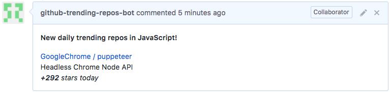Как следить за трендами на GitHub - 4