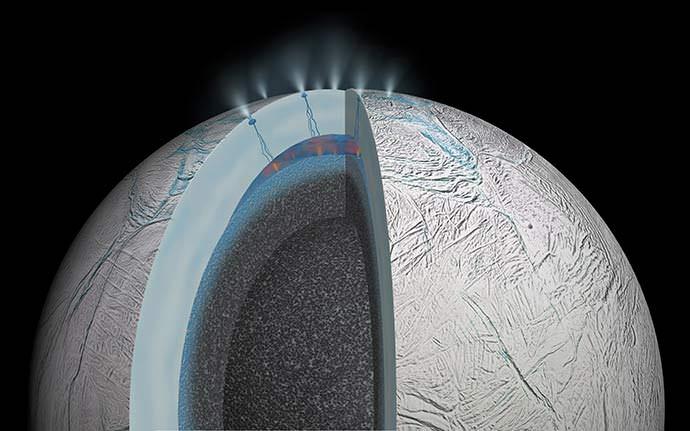 Новый инструмент НАСА, который будет искать признаки жизни на Энцеладе - 1