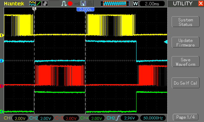 DC-AC инвертор: принцип работы, схемотехника, встроенное ПО - 23