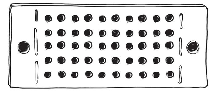 Паровой компьютер или разностная машина Бэббиджа 1840 года - 13