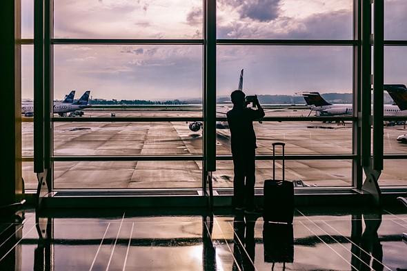 Инцидент произошел в международном аэропорту в Орландо