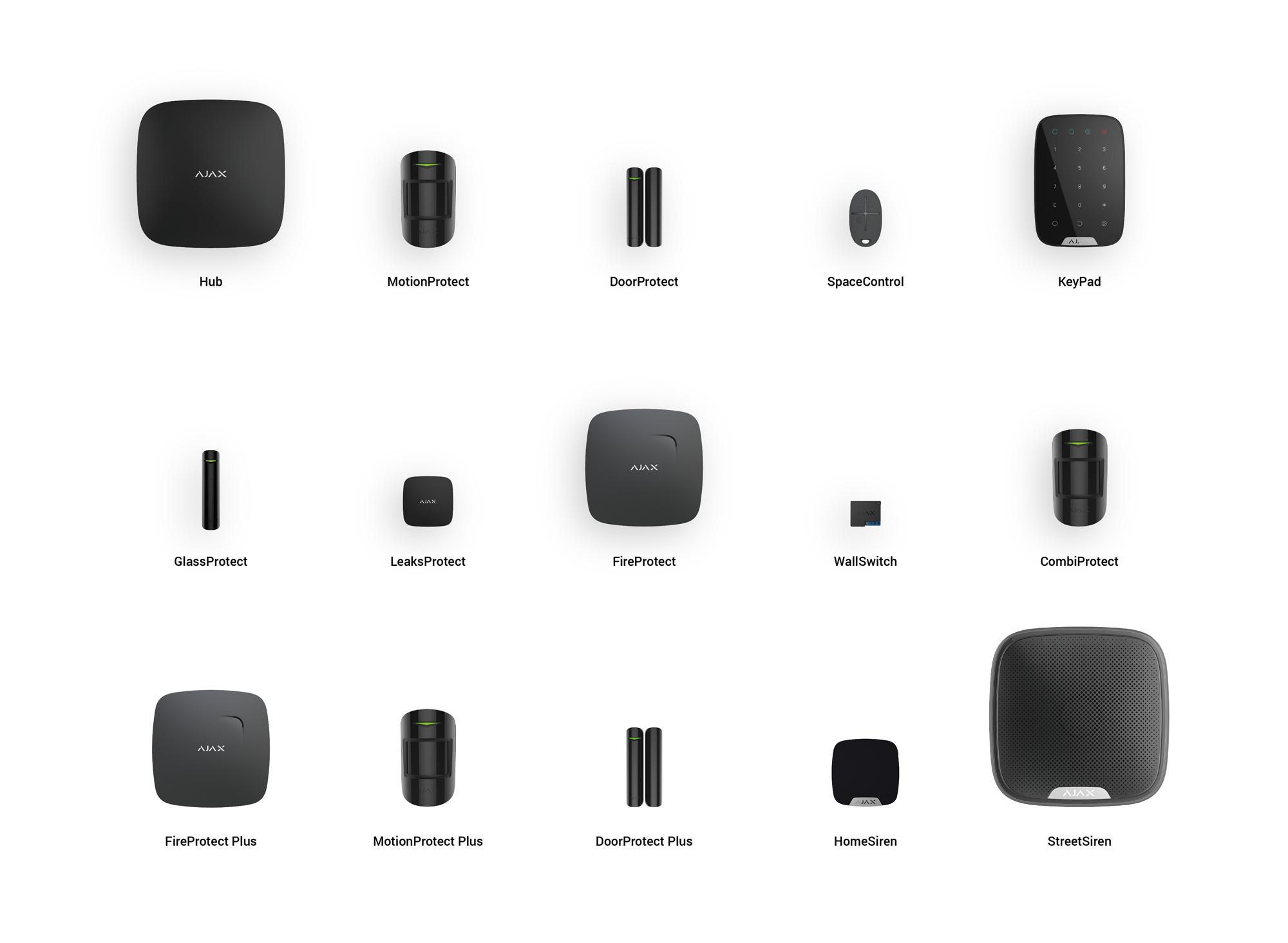 Ajax Systems: универсальная система безопасности для квартиры, дома или офиса - 3