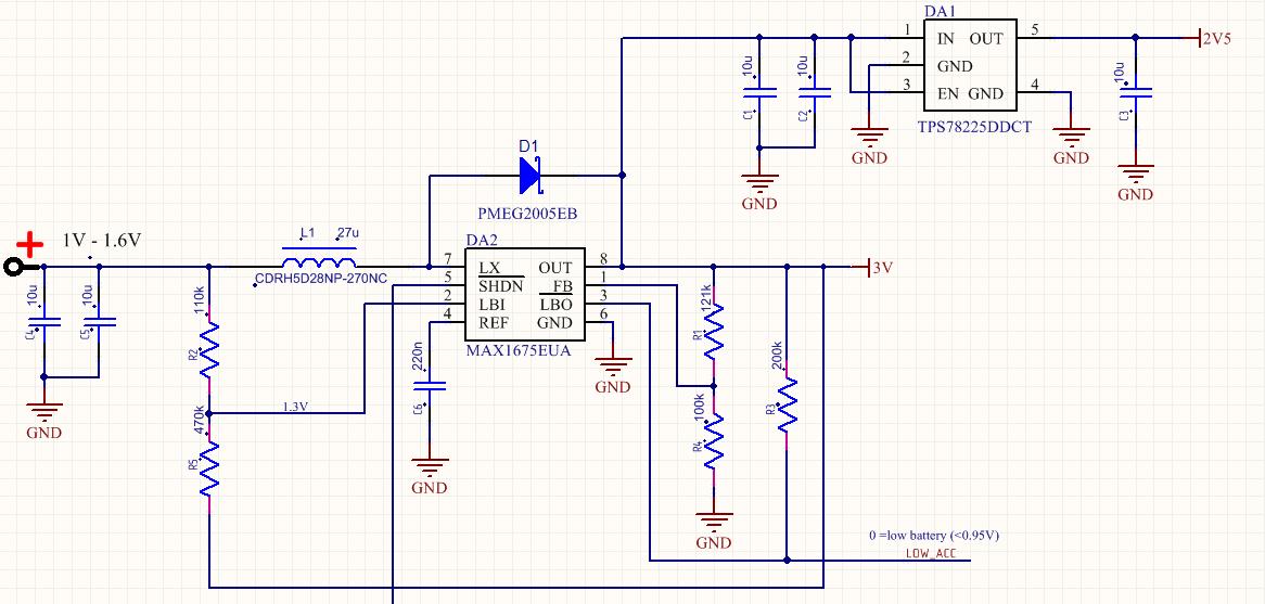 Опыт разработки low power устройств на STM32L - 2