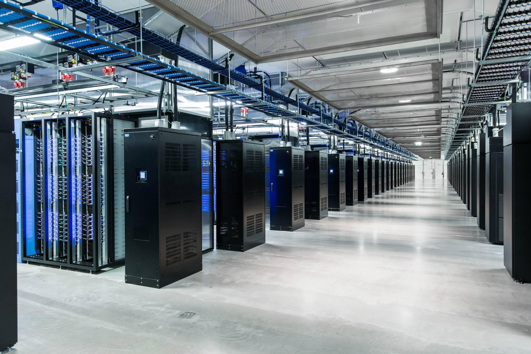 Повышение стандартов для центров обработки данных в Азии - 1