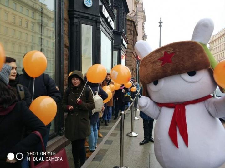 Xiaomi открыла в России свой первый в мире круглосуточный магазин