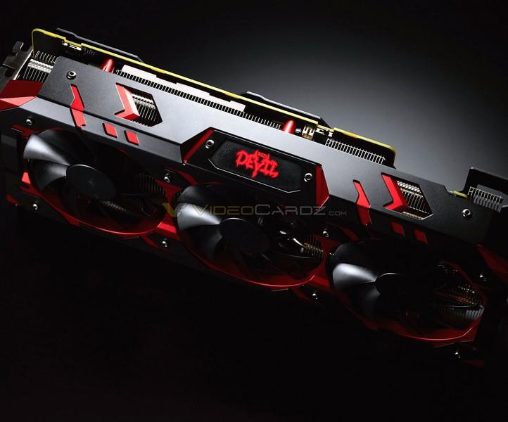 Radeon RX Vega 64 Red Devil получит 12-фазную подсистему питания