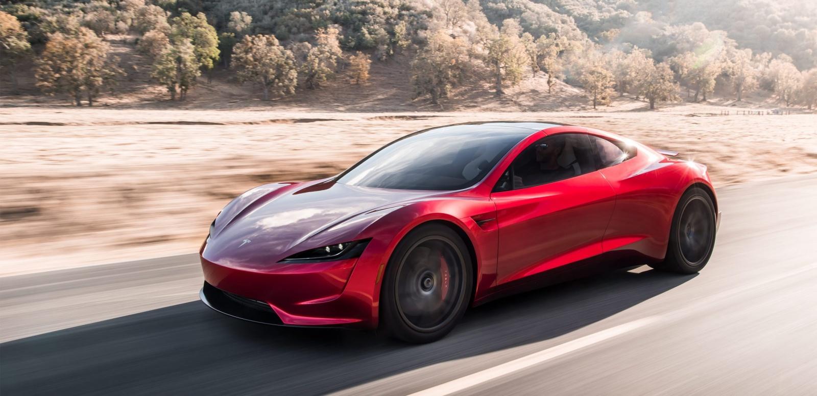 Tesla Semi и Tesla Roadster 2 - 6