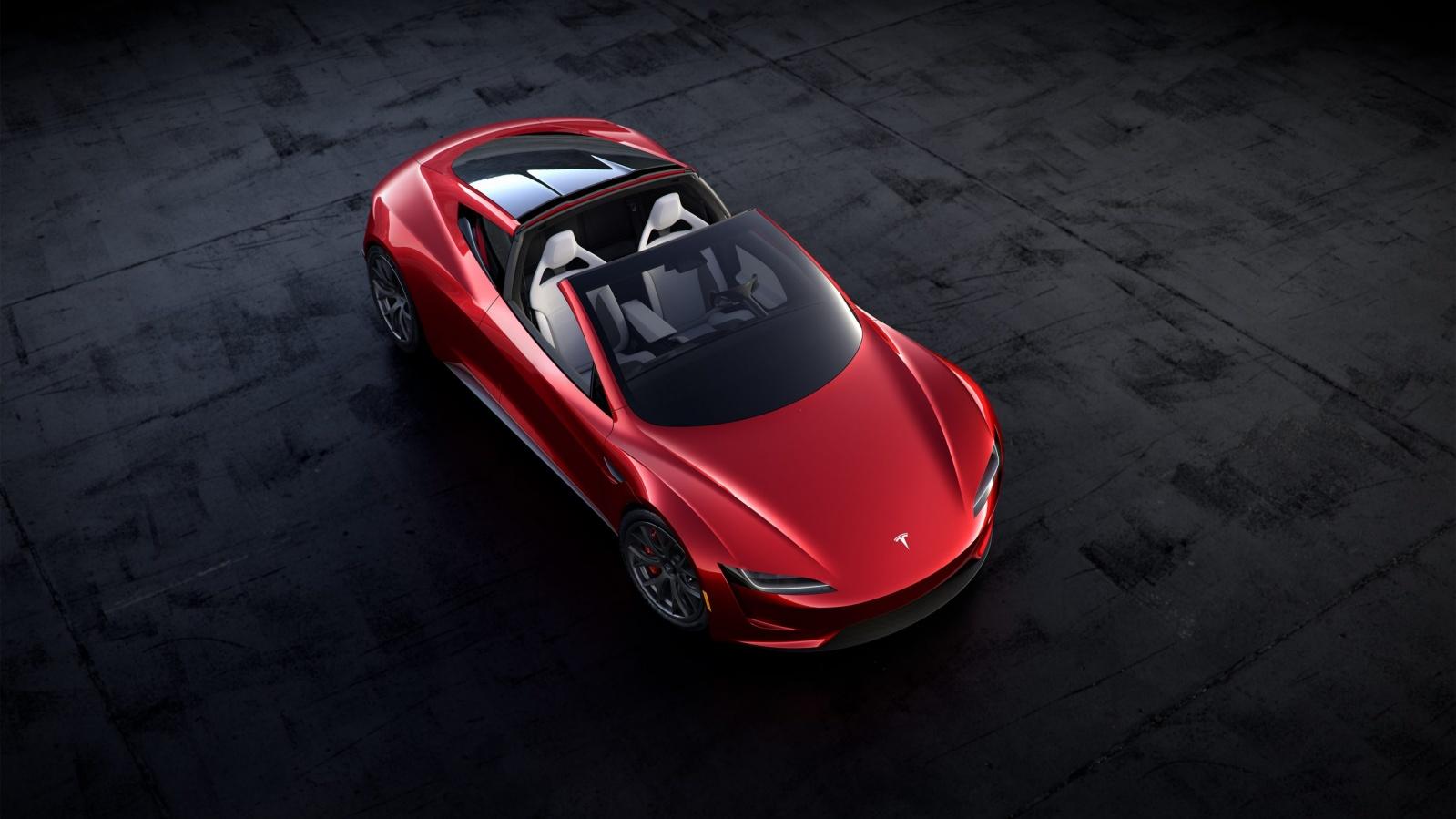 Tesla Semi и Tesla Roadster 2 - 7