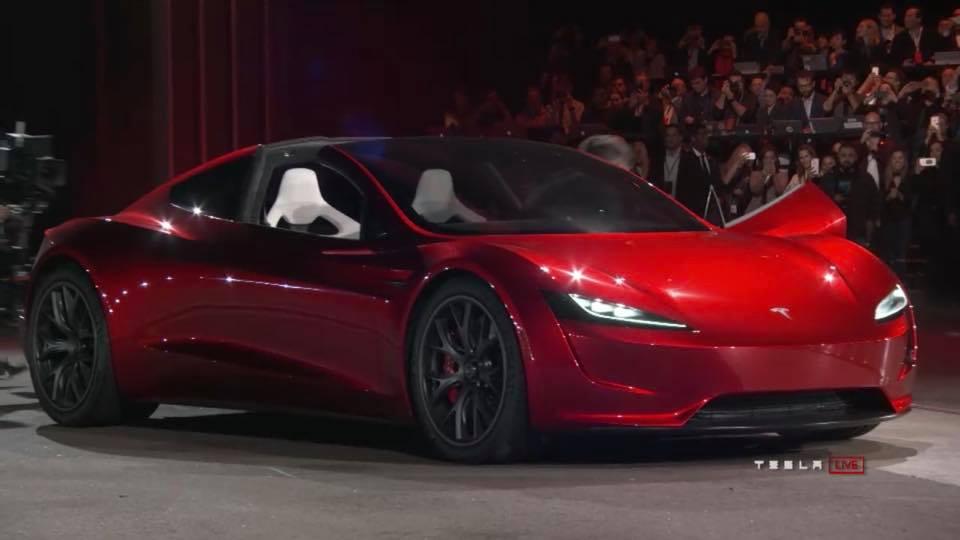 Tesla Semi и Tesla Roadster 2 - 9