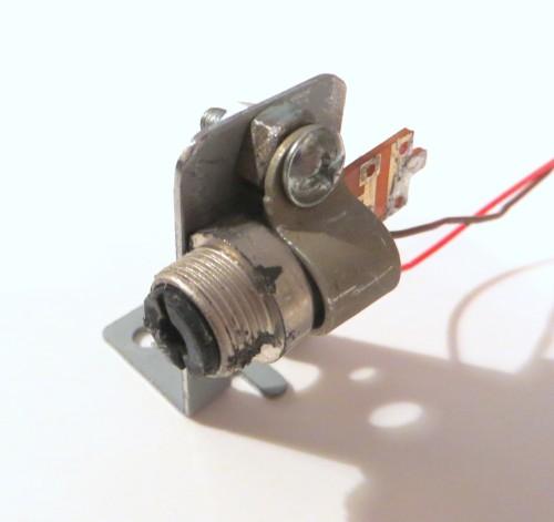 Самодельный текстовый лазерный проектор - 3