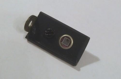 Самодельный текстовый лазерный проектор - 4
