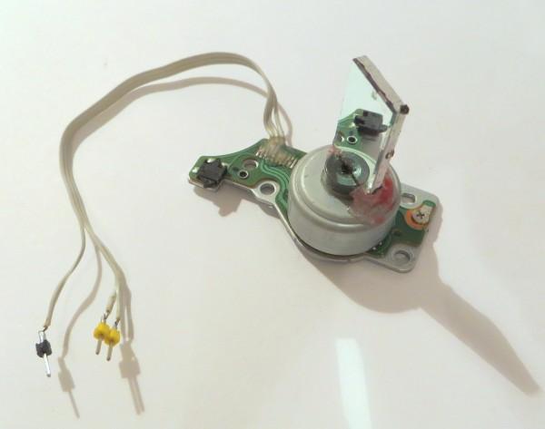 Самодельный текстовый лазерный проектор - 5