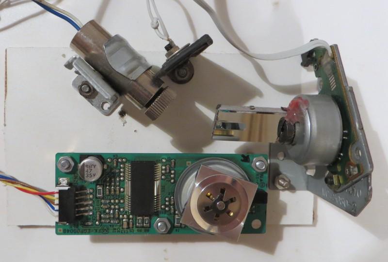Самодельный текстовый лазерный проектор - 7
