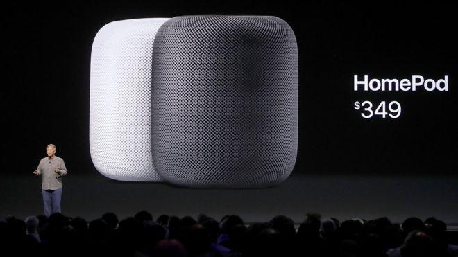 Apple задерживает выпуск смарт-динамика