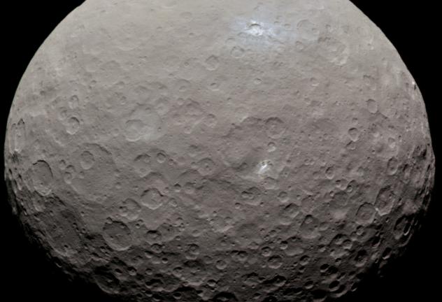 На карликовой планете Церера в прошлом мог существовать океан - 1