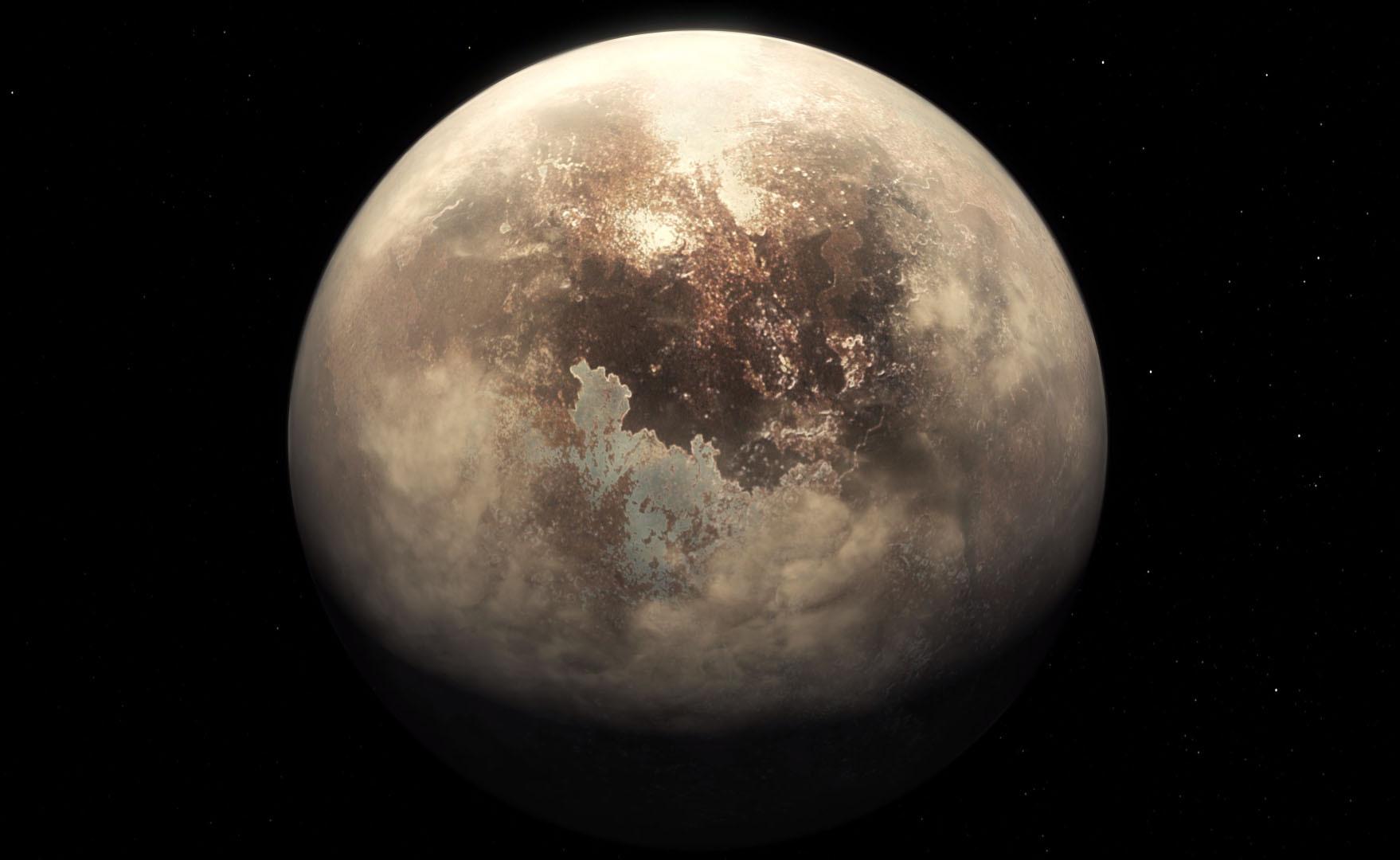 Планета Росс 128 b в 11 св. годах от нас может быть пристанищем для жизни - 1