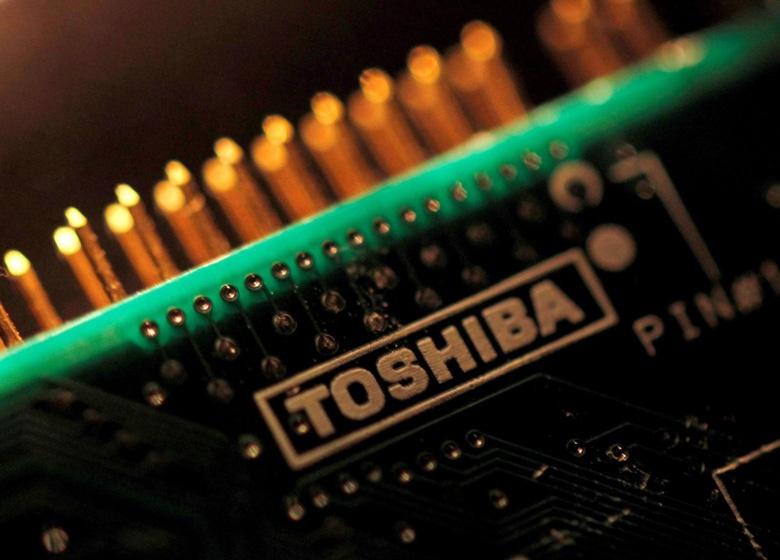 Эти средства должны помочь Toshiba удержаться на бирже