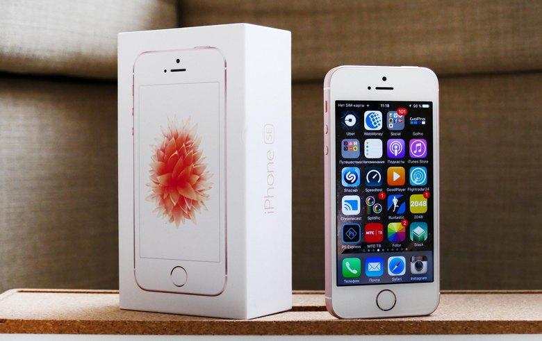 Apple iPhone SE 2 может появиться весной