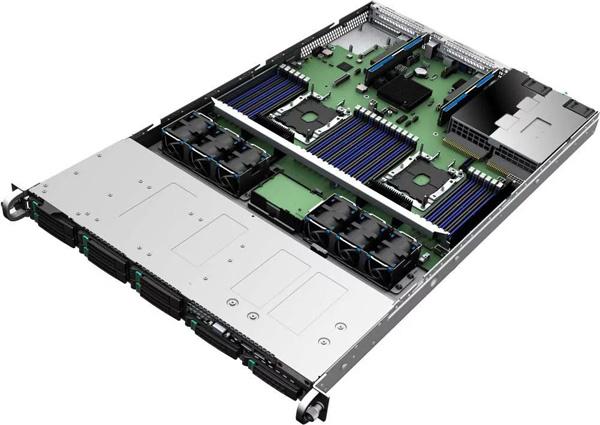 Intel Data Center Blocks — заказал, получил, построил - 2