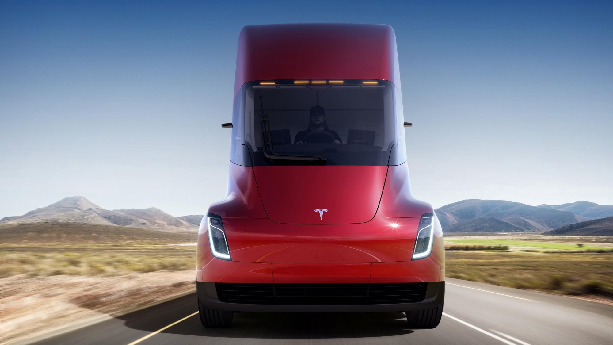 Tesla Semi грузовой электромобиль, с которым придется считаться - 2