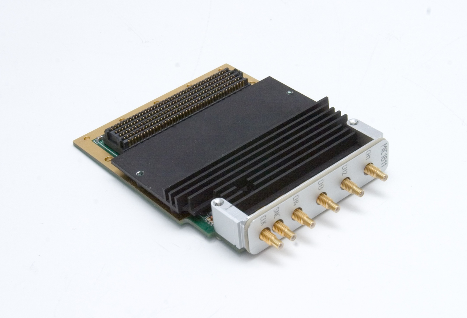 Мезонинные модули стандарта FMC для построения высокопроизводительных систем обработки сигналов - 1