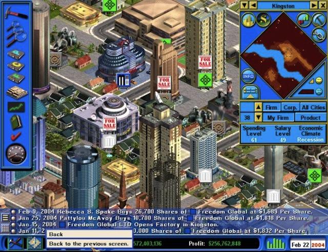 От Elite до Rollercoaster Tycoon: история игр-симуляторов, часть 2 - 31