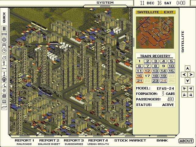 От Elite до Rollercoaster Tycoon: история игр-симуляторов, часть 2 - 34