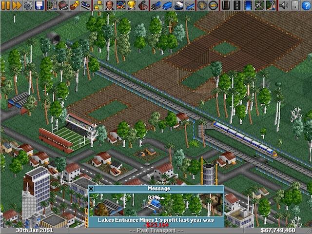 От Elite до Rollercoaster Tycoon: история игр-симуляторов, часть 2 - 35