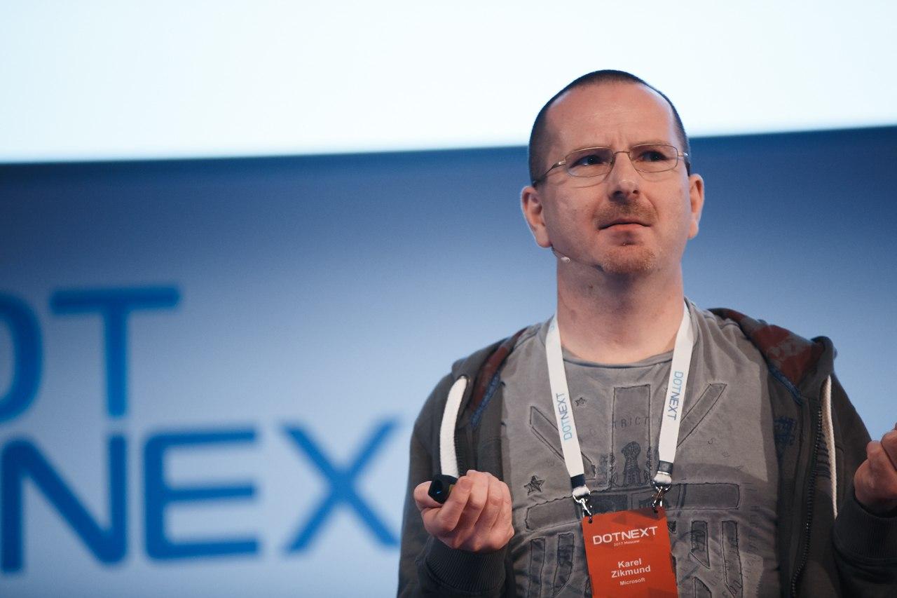Перформанс во всех смыслах: как прошёл DotNext 2017 Moscow - 3