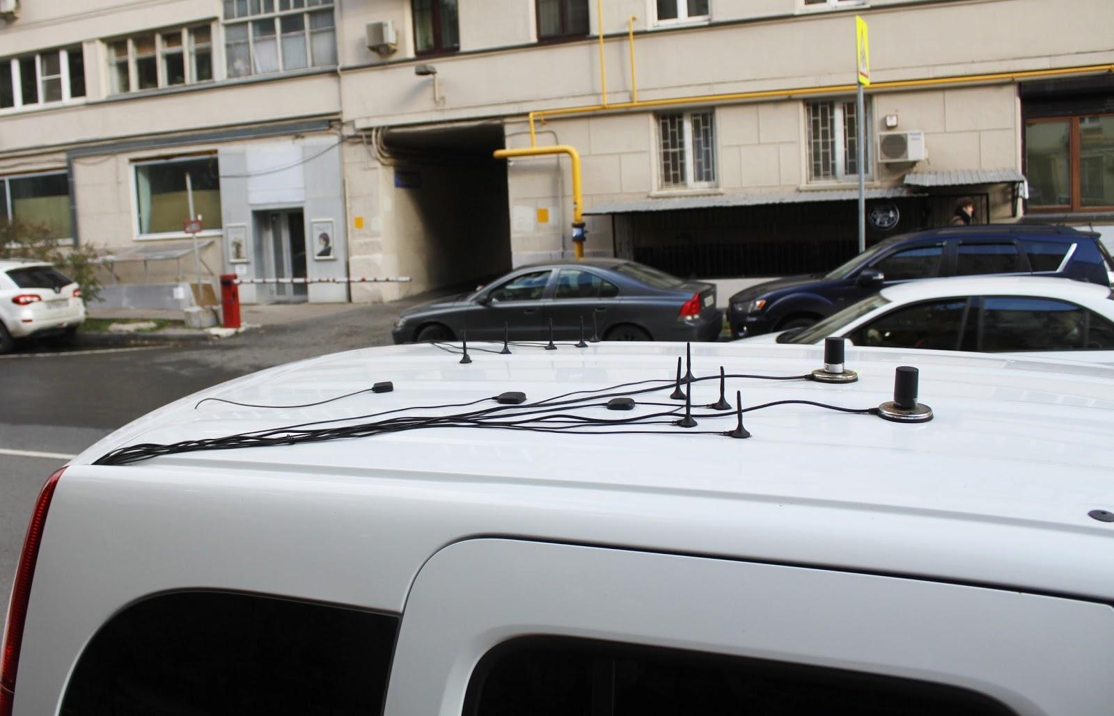Ежики на колесах: как мы поддерживаем качество связи в Москве - 14