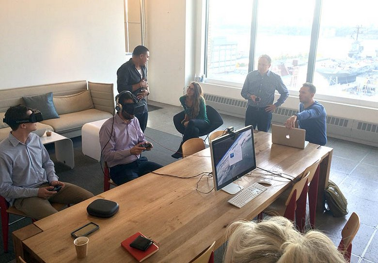 Компании всё чаще будут использовать VR для обучения персонала