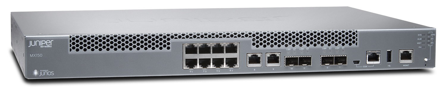 Новые маршрутизаторы Juniper MX Series - 2
