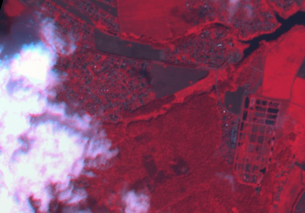 Космическая съёмка Земли - 18
