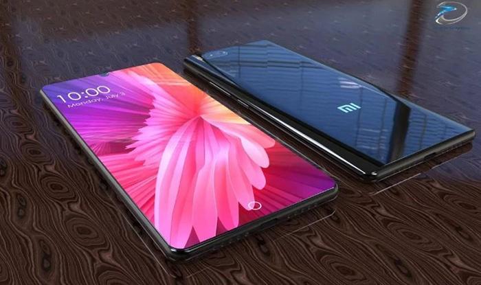 Фантазия на тему того, как мог бы выглядеть Xiaomi Mi 7