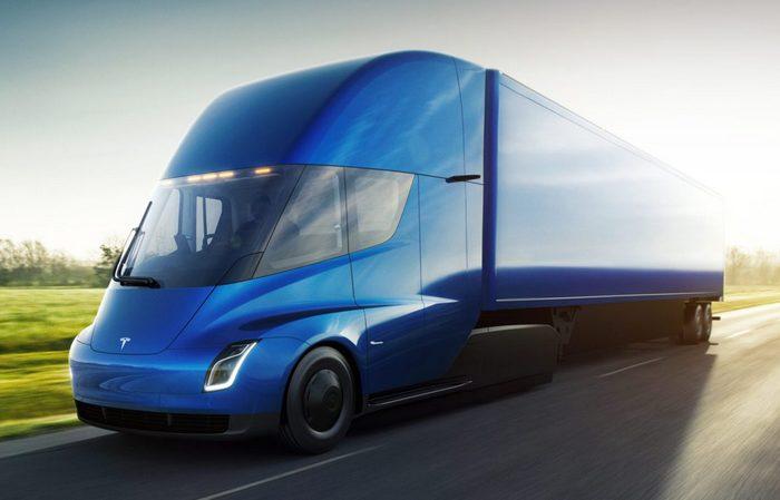 Цена грузовика Tesla Semi приятно удивила специалистов