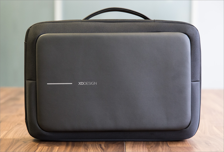 Обзор рюкзака XD Bobby Bizz [ Читать в инкогнито-вкладке ] - 4