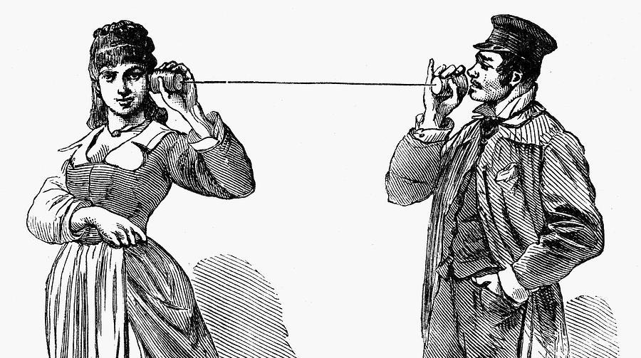 От Александра Белла до «большой тройки»: краткая история развития биллинговых систем - 1
