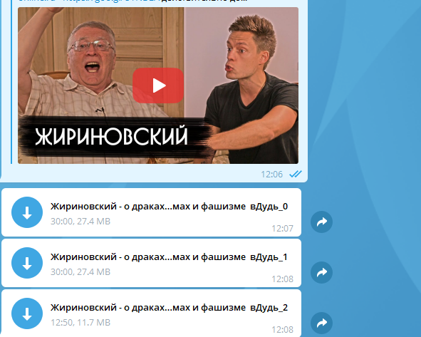 Загружайте аудио с YouTube в Telegram. @YouAutist_bot - 1