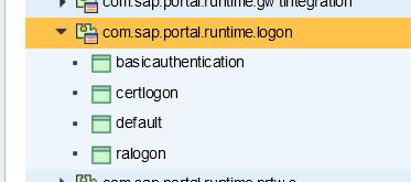 Настройка аутентификации в SAP Netweaver AS Java (Часть 2 из 3) - 14