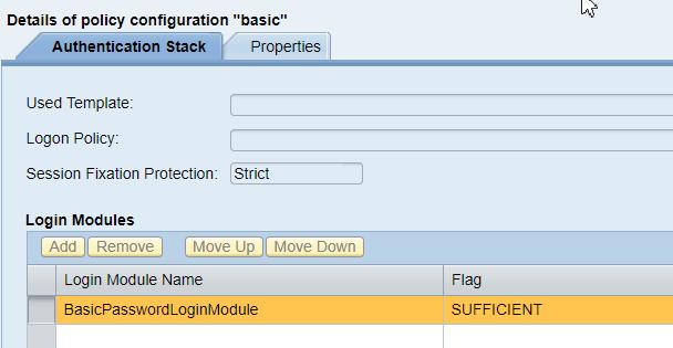 Настройка аутентификации в SAP Netweaver AS Java (Часть 2 из 3) - 3