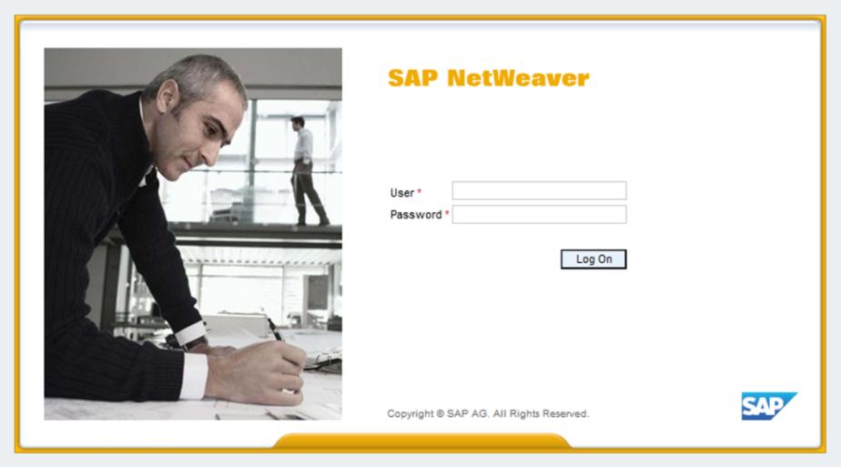 Настройка аутентификации в SAP Netweaver AS Java (Часть 2 из 3) - 4